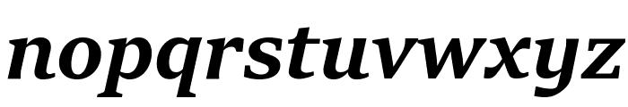 Sitka Subheading Bold Italic Font LOWERCASE