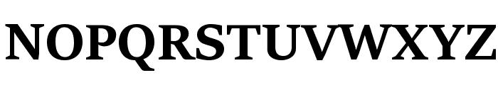Sitka Subheading Bold Font UPPERCASE