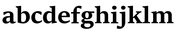 Sitka Subheading Bold Font LOWERCASE