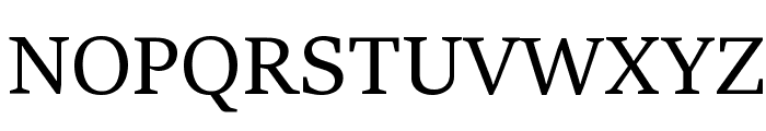 Sitka Subheading Font UPPERCASE