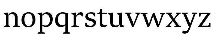Sitka Subheading Font LOWERCASE