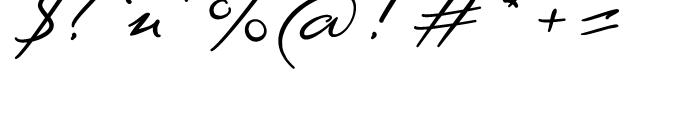 Sigmund Freud Typeface No 1 Font OTHER CHARS