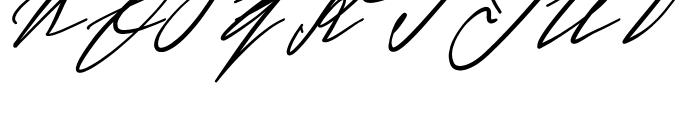 Sigmund Freud Typeface No 1 Font UPPERCASE