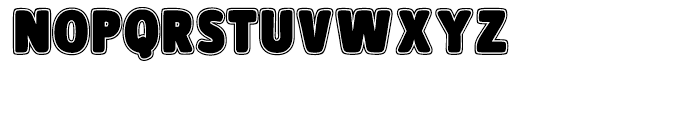 Signor Ultra Font UPPERCASE