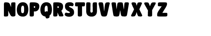 Signor UltraBlack Font UPPERCASE