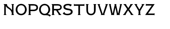 Silentina Movie Font UPPERCASE