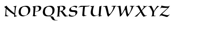 Silentium Roman II Font UPPERCASE