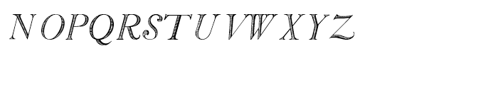 Silius Engraved Engraved Font LOWERCASE