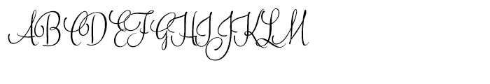 Silver Regular Font UPPERCASE