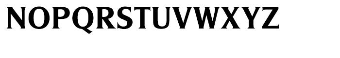 Silverado Bold Font UPPERCASE