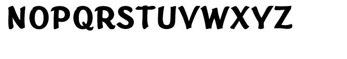 Sinclair Script Bold Font UPPERCASE