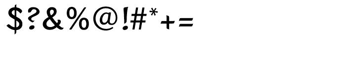 Sinclair Script Light Font OTHER CHARS