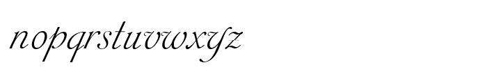 Siren Script I Font LOWERCASE