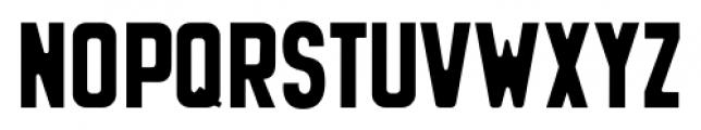 Sign Production JNL Regular Font UPPERCASE