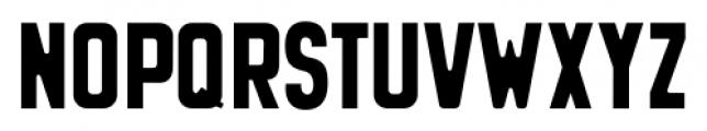 Sign Production JNL Regular Font LOWERCASE
