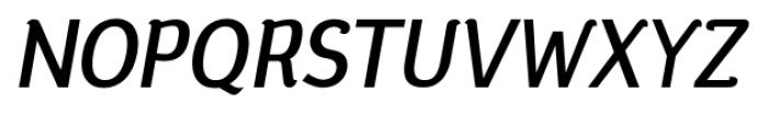 silent bold italic Font UPPERCASE