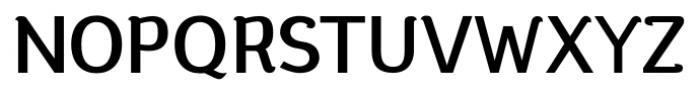 silent bold Font UPPERCASE