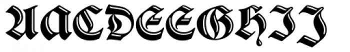 Sibyl_Alternates Font UPPERCASE