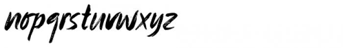 Sibylle Italic Font LOWERCASE