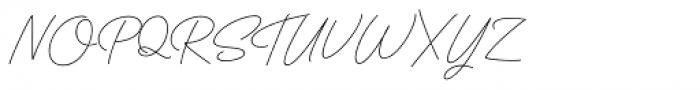 Sidecar Regular Font UPPERCASE