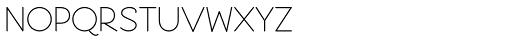 Sidecar Sans3 Font LOWERCASE