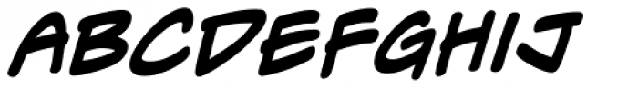 Sidekick BB Bold Font LOWERCASE