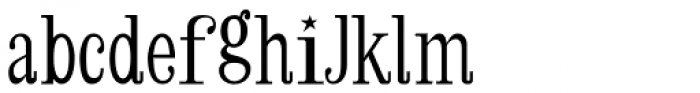 Siesta N2 Font UPPERCASE
