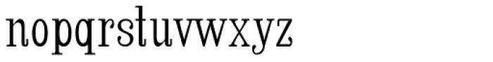 Siesta N2 Font LOWERCASE