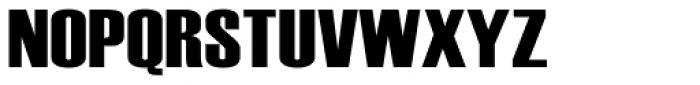 Siesta N4 Font UPPERCASE
