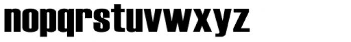 Siesta N4 Font LOWERCASE
