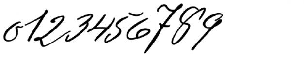 Sigmund Freud Typeface #4 Font OTHER CHARS