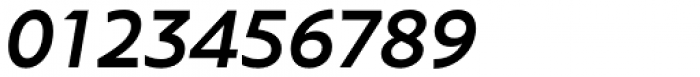 Sigmund Italic Font OTHER CHARS