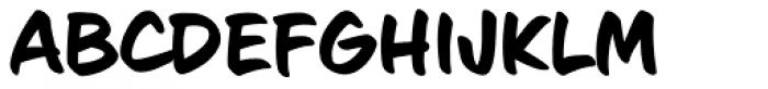 Sign Language Font UPPERCASE