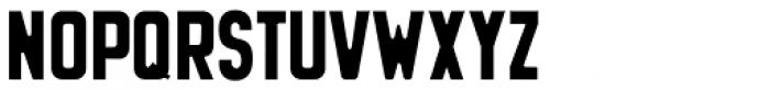 Sign Production JNL Font LOWERCASE