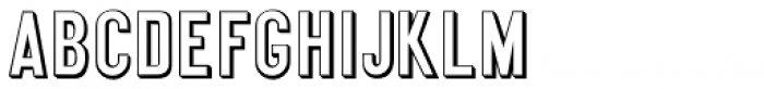 Sign Project JNL Font UPPERCASE