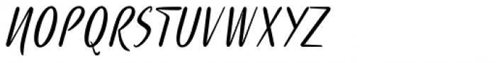 Signaturistar Font UPPERCASE