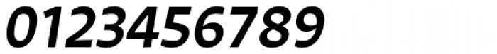 Signo Medium Italic Font OTHER CHARS