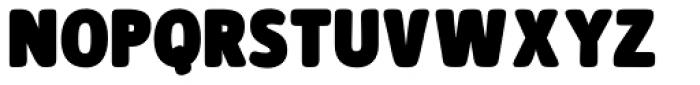 Signor UltraBlack Font LOWERCASE