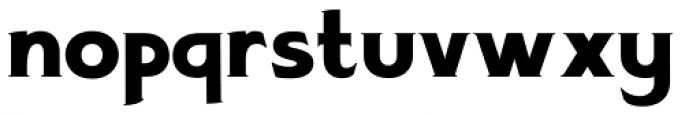 Signwriter Standard Font LOWERCASE
