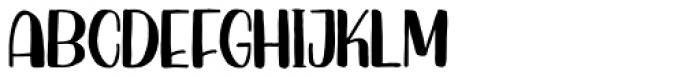 Sigwald Regular Font UPPERCASE