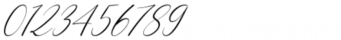 Silenter Regular Font OTHER CHARS