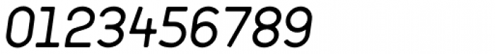 Silo Soft Semi Bold Italic Font OTHER CHARS