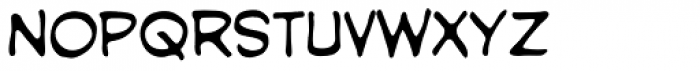 Silver Age UC BB Font LOWERCASE