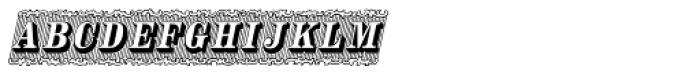 Silverland SC Italic Font UPPERCASE