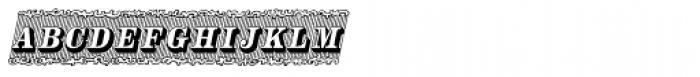 Silverland SC Italic Font LOWERCASE