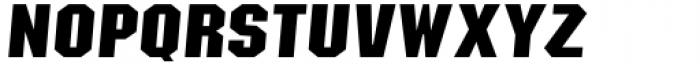 Sima Maung Italic Font UPPERCASE