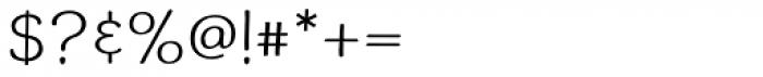 Simiate Font OTHER CHARS