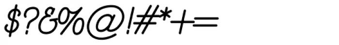 Simple Serif Medium Font OTHER CHARS