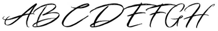 Simpletune Regular Font UPPERCASE
