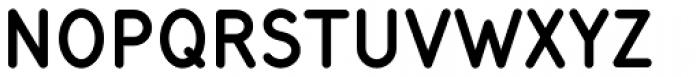 Simpliciter Sans Bold Font UPPERCASE